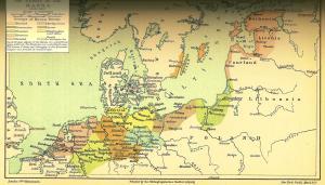 map Hansa