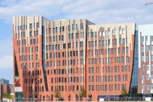 Hamburg: HafenCity, Überseequartier