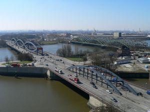 Hamburg Elbbrücken