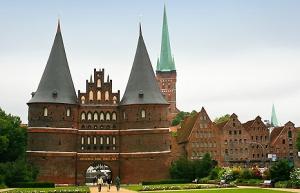 Luebeck Holsten Tor