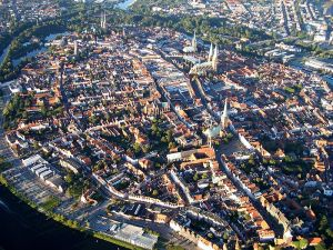 Luebeck Panorama