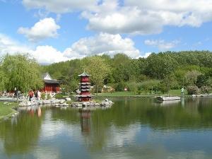 Chinesischer-Garten