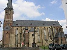 Kalkar St Nicolai church