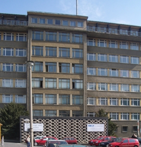 Stasi building