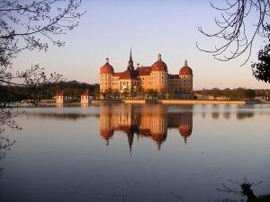Moritzburg exterior