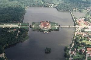 Moritzburg island