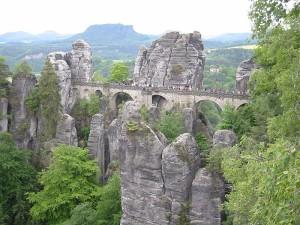 Bastei in 2004