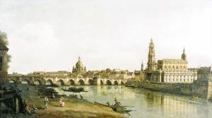 Dresden Augustus bridge