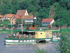 Dresden boat trip 2