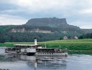 Dresden boat trip 3