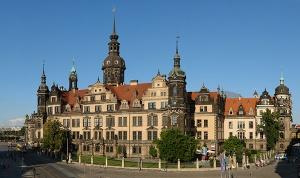Dresden-castle
