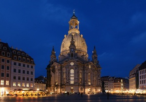 Dresden-Frauenkirche-today