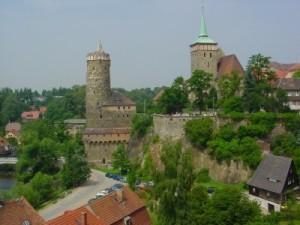 Bautzen historic town