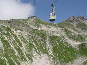 Nebelhorn-bahn