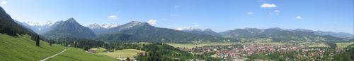 Oberstdorf_Panorama
