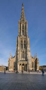 Ulmer_Münster-Westfassade