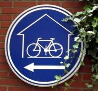fahrrad garage