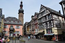 Cochem,_Markt