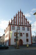 Haßfurt,_Marktplatz_1,_Rathaus,_003