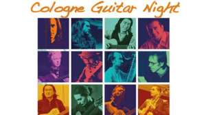 cologne guitar night