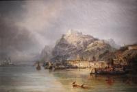 James-Webb_Ansicht-von-Ehrenbreitstein_1880_Öl-auf-Leinwand_M1990_1