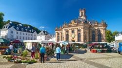 Wochenmarkt Saarbruecken